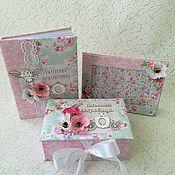 Подарки к праздникам handmade. Livemaster - original item Set