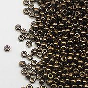 Материалы для творчества handmade. Livemaster - original item Miyuki beads 11/0 No. №457 Japanese Miyuki beads 8 gr. Handmade.