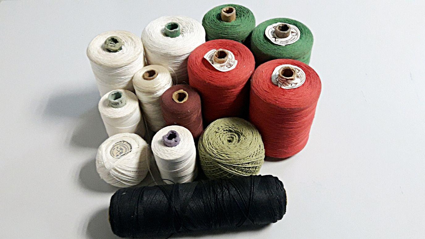 Винтаж: Набор ниток для шитья. Винтаж, Винтажная одежда, Киров, Фото №1
