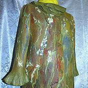 """Одежда ручной работы. Ярмарка Мастеров - ручная работа Пальто """" Лето , Ах Лето """". Handmade."""