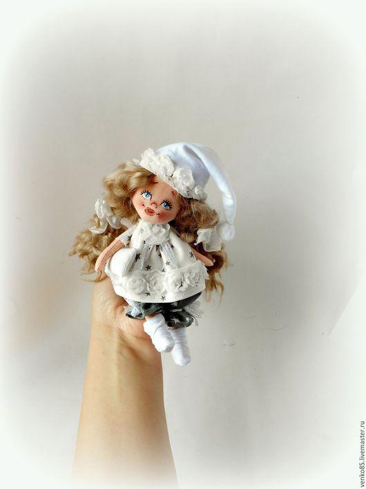 ангел, кукла ангел, ангел текстильный, ангел в детскую.