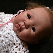 Куклы Reborn ручной работы. Ярмарка Мастеров - ручная работа Кукла-младенец Reborn Лулу. Handmade.