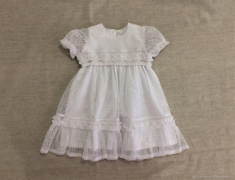 Платье для девочки рост 86см с коротким рукавом -№5, Платья, Балашиха,  Фото №1