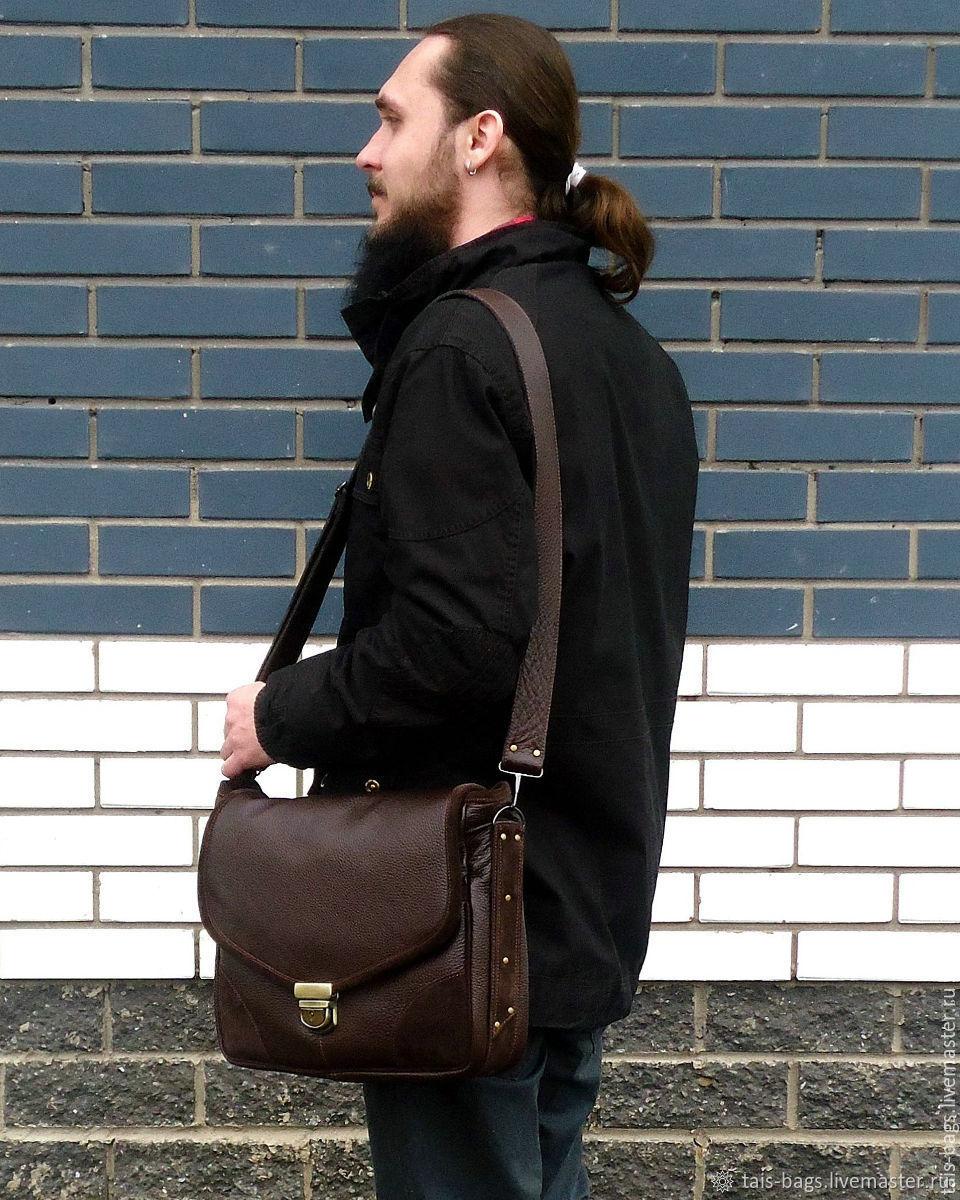 Portfolio: Portfolio mens leather TIT, Brief case, Izhevsk,  Фото №1