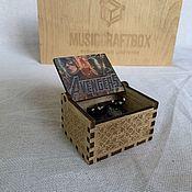 Подарки к праздникам handmade. Livemaster - original item Music Box Avengers Marvel The Avengers. Handmade.