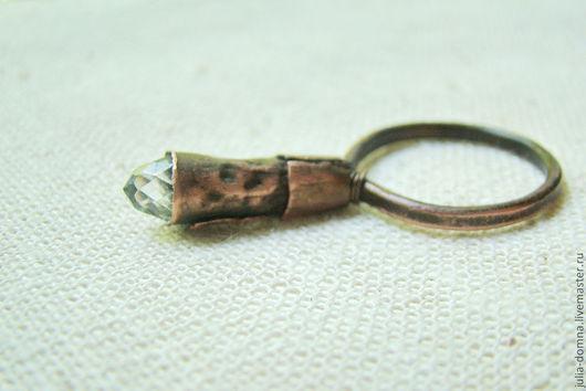 Кольца ручной работы. Ярмарка Мастеров - ручная работа. Купить кольцо Extraordinary. Handmade. Медное кольцо, кольцо в подарок