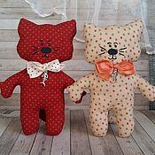 Куклы и игрушки ручной работы. Ярмарка Мастеров - ручная работа Котик. Handmade.