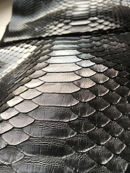 Другие виды рукоделия ручной работы. Ярмарка Мастеров - ручная работа. Купить Кожа питона. Handmade. Питон, рептилия