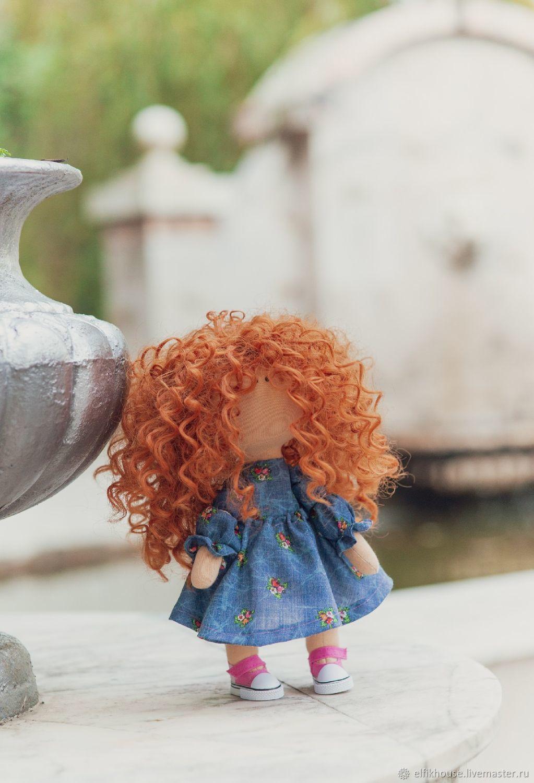 Интерьерная кукла Мерида, Тыквоголовка, Сочи,  Фото №1