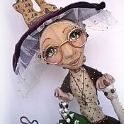 Куклы и игрушки ручной работы. Ярмарка Мастеров - ручная работа Ключ от королевства. Коллекционная кукла. Handmade.