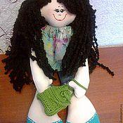 Куклы и игрушки ручной работы. Ярмарка Мастеров - ручная работа Люси-модница. Handmade.