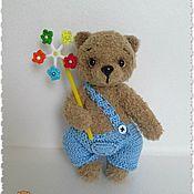 Куклы и игрушки ручной работы. Ярмарка Мастеров - ручная работа Михасик. Handmade.