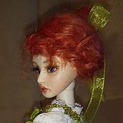 """Шарнирная кукла ручной работы. Ярмарка Мастеров - ручная работа Авторская шарнирная кукла """"Фелиция"""". Handmade."""
