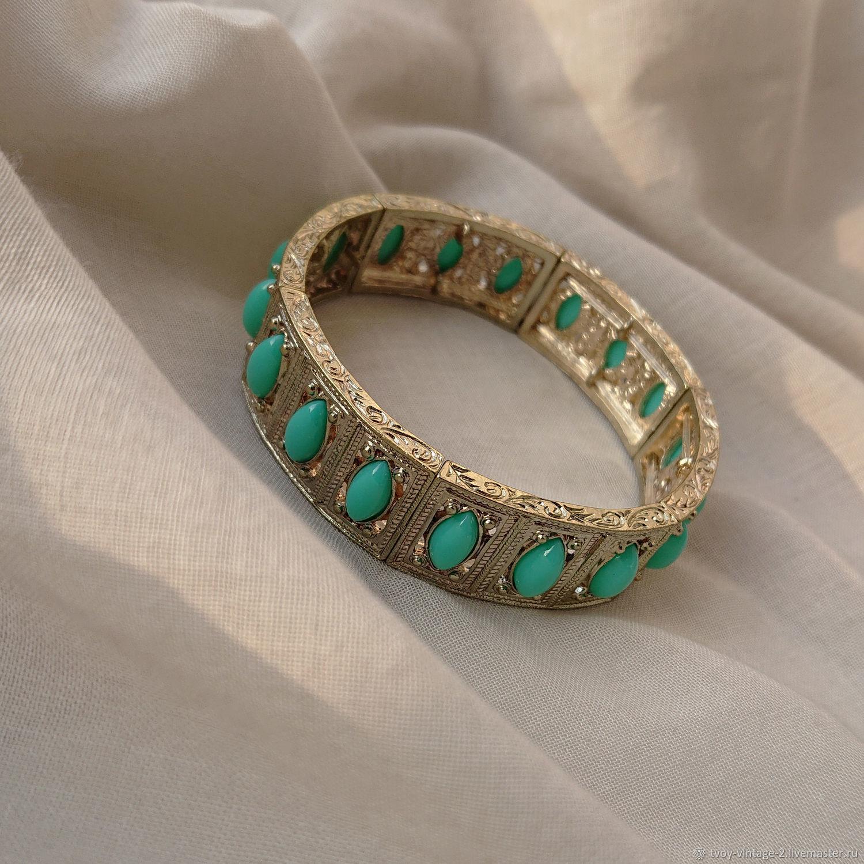 Винтаж: Браслет 1928 Jewelry «Греческое лето», Браслеты винтажные, Москва,  Фото №1