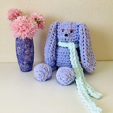 """Куклы и игрушки ручной работы. Ярмарка Мастеров - ручная работа Игрушки: Кролик """"Лилу"""". Handmade."""