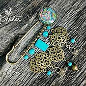 Украшения handmade. Livemaster - original item Pin-brooch. Handmade.