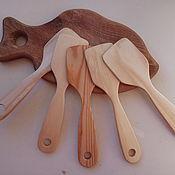 Для дома и интерьера ручной работы. Ярмарка Мастеров - ручная работа Лопатки для жарки, готовки. Handmade.
