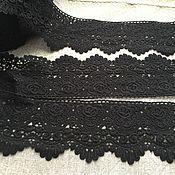 Материалы для творчества handmade. Livemaster - original item Lace, cotton