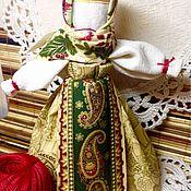 Куклы и игрушки ручной работы. Ярмарка Мастеров - ручная работа Кукла-оберег. Handmade.
