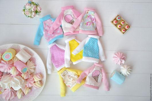 Одежда для кукол ручной работы. Ярмарка Мастеров - ручная работа. Купить Комплект одежды для Блайз. Handmade. Розовый