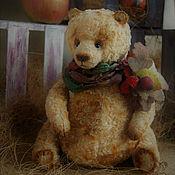 Куклы и игрушки ручной работы. Ярмарка Мастеров - ручная работа Мишка цвета осени.. Handmade.