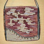 Сумки и аксессуары ручной работы. Ярмарка Мастеров - ручная работа Тканая сумка. Handmade.