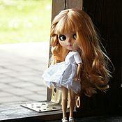 Куклы и игрушки ручной работы. Ярмарка Мастеров - ручная работа Кукла Блайз. Handmade.