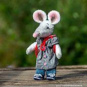 Куклы и игрушки handmade. Livemaster - original item Soft toys: Krasavec. Handmade.