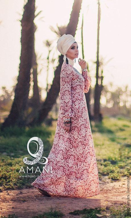 Летние мусульманские платья