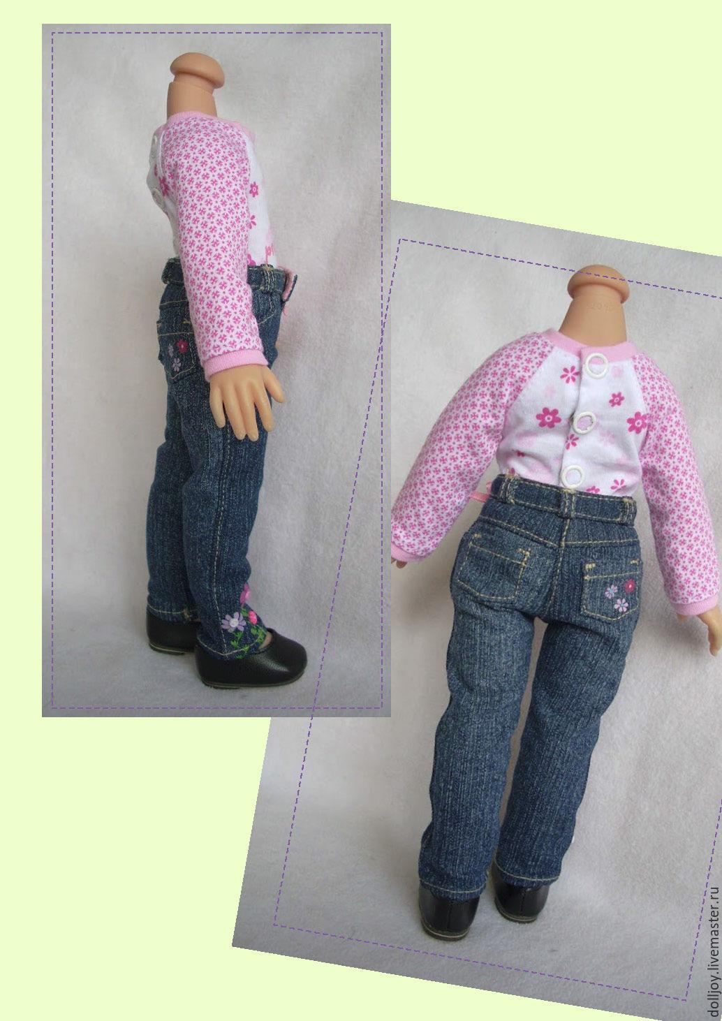 Как сшить штанишки для куклы. Часть 1: публикации и мастер 23