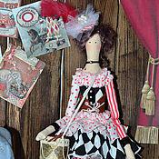 Куклы и игрушки ручной работы. Ярмарка Мастеров - ручная работа Циркачка  Барбариска. Handmade.