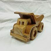 Техника, роботы, транспорт ручной работы. Ярмарка Мастеров - ручная работа Самосвал. Handmade.
