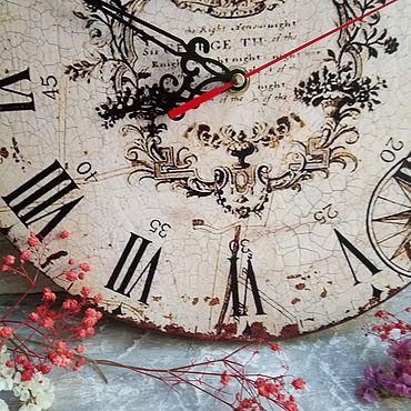 Для дома и интерьера ручной работы. Ярмарка Мастеров - ручная работа Часы старинные еще идут.... Handmade.