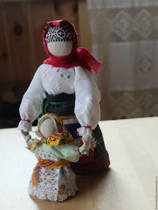 Народные куклы ручной работы. Ярмарка Мастеров - ручная работа. Купить Ведучка. Handmade. Обережная кукла, подарок женщине, хлопок