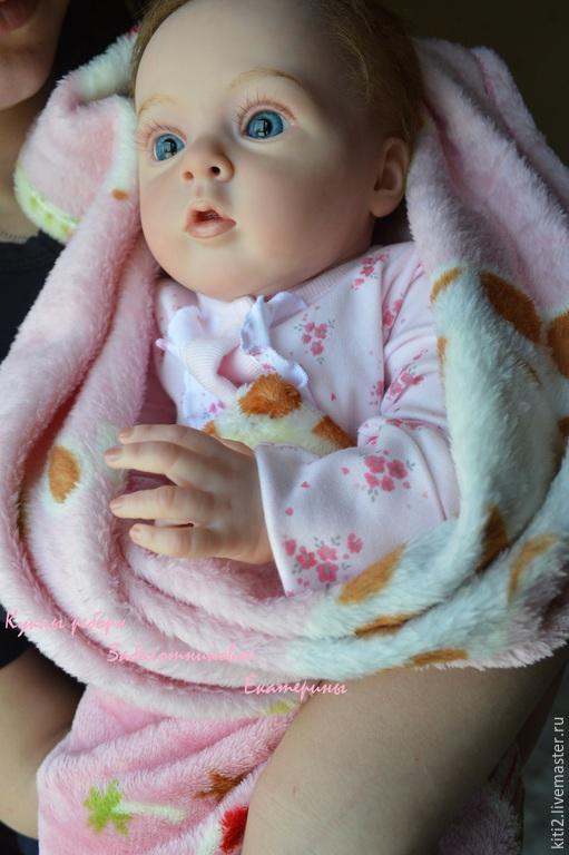 Куклы-младенцы и reborn ручной работы. Ярмарка Мастеров - ручная работа. Купить кукла реборн, Элизабет. Handmade. Кремовый, винил