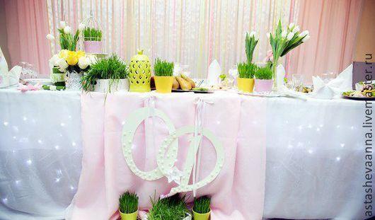 Свадебные аксессуары ручной работы. Ярмарка Мастеров - ручная работа. Купить свадьба в белых тюльпанах. Handmade. Белый, свадьба