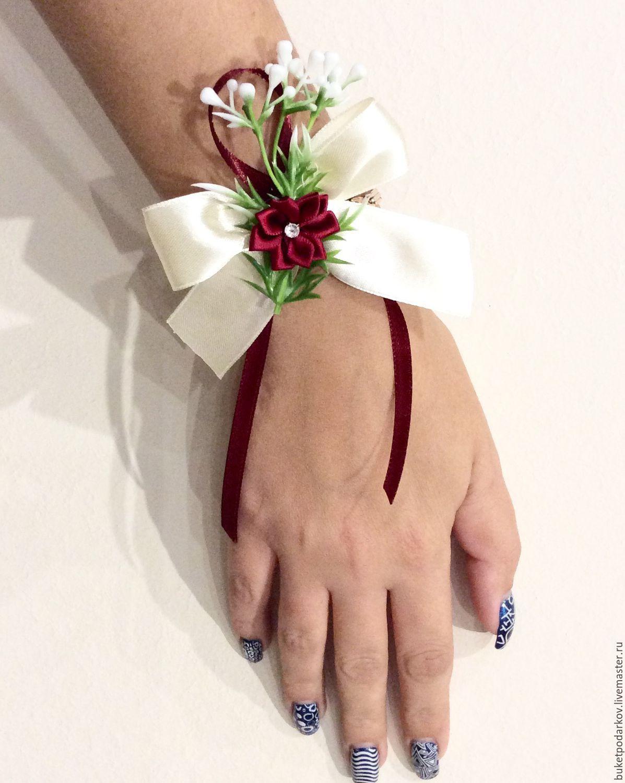 Браслеты подружкам на свадьбу своими руками