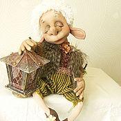 Куклы и игрушки ручной работы. Ярмарка Мастеров - ручная работа Спящий эльф. Handmade.