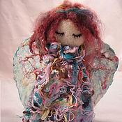 Куклы и игрушки ручной работы. Ярмарка Мастеров - ручная работа Радужный ангел. Handmade.