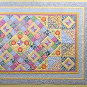 Для дома и интерьера ручной работы. Ярмарка Мастеров - ручная работа Лоскутное одеяло покрывало НЕЖНОСТЬ. Handmade.