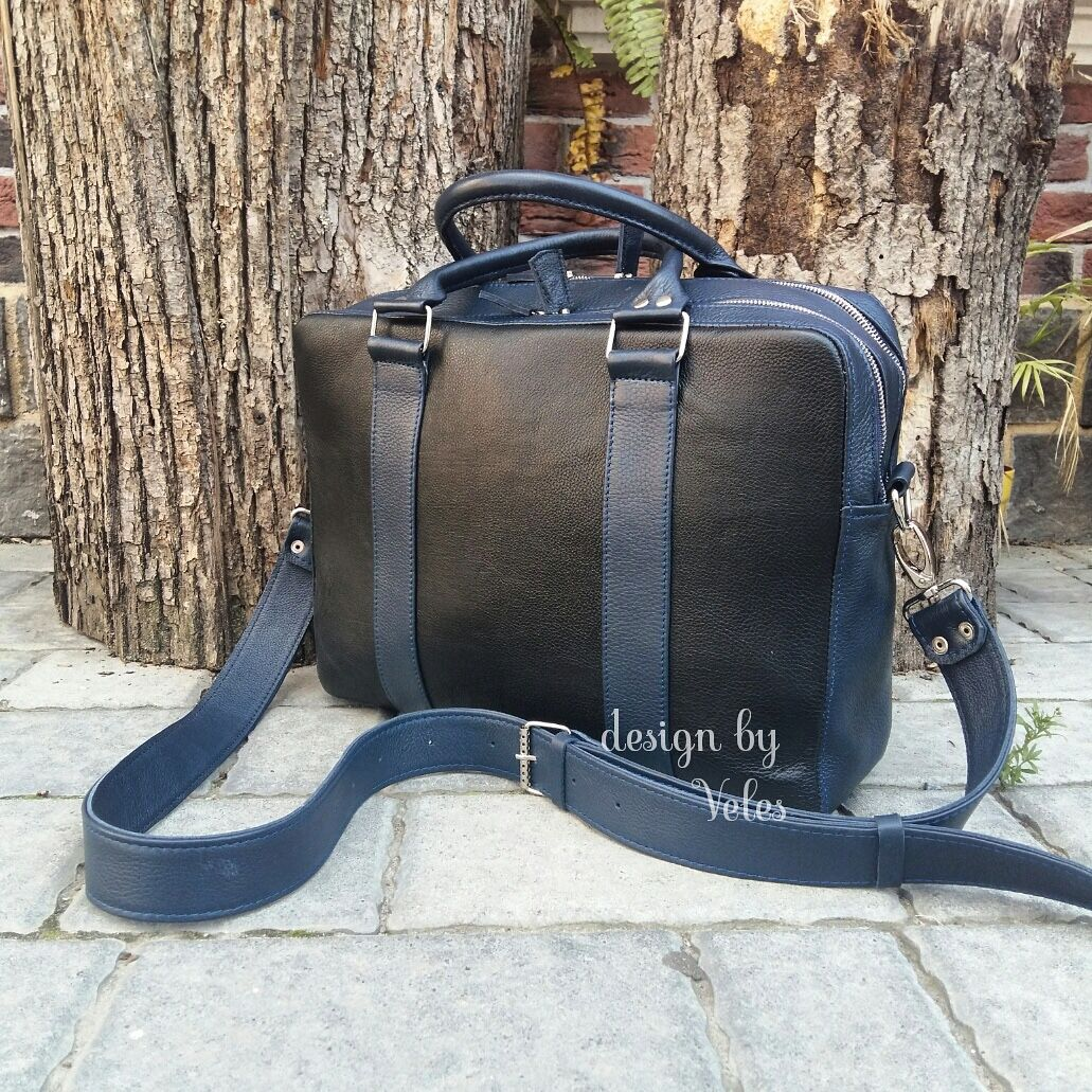 Briefcase made of genuine leather, Brief case, Moscow,  Фото №1
