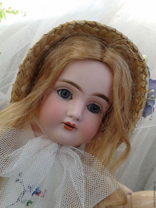 Винтажные куклы и игрушки. Ярмарка Мастеров - ручная работа. Купить Антикварная кукла Kestner молд 154 DEP. Handmade.