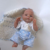 Куклы и игрушки ручной работы. Ярмарка Мастеров - ручная работа Малыш Барни. Handmade.