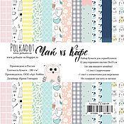 Наборы бумаги для скрапбукинга Polkadot