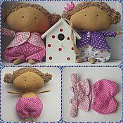 Куклы и игрушки ручной работы. Ярмарка Мастеров - ручная работа Тильды малышки sweetheart doll. Handmade.