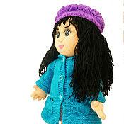 Мягкие игрушки ручной работы. Ярмарка Мастеров - ручная работа Кукла Настенька. Handmade.