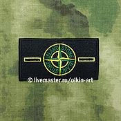 Материалы для творчества handmade. Livemaster - original item stripe STONE ISLAND (without buttons). Handmade.