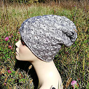 Аксессуары handmade. Livemaster - original item Knitted hat