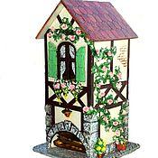 Для дома и интерьера handmade. Livemaster - original item Tea house Rose garden. Handmade.