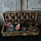 Винтаж ручной работы. Ярмарка Мастеров - ручная работа Антикварные и винтажные цветочки. Handmade.